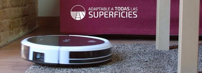 robot aspirador conga excellence cecotec
