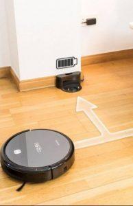 robot aspirador conga excellence 990