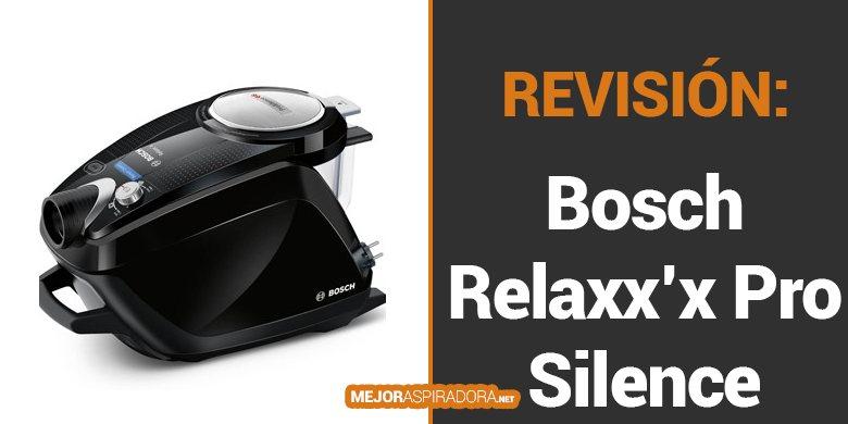 Aspiradora Bosch BGS5SIL66B Relaxx'x ProSilence