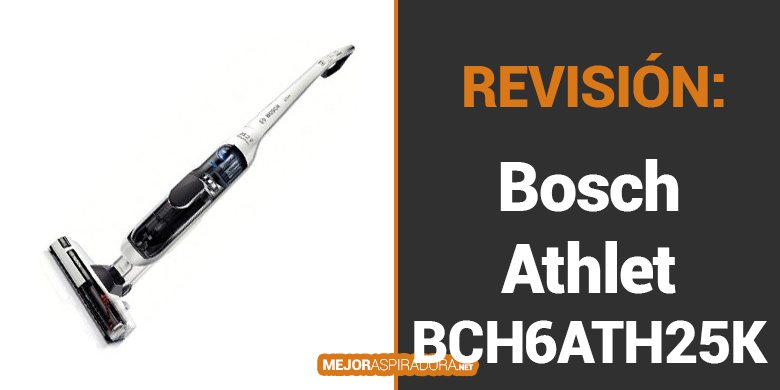 Opiniones Aspirador Escoba Bosch Athlet BCH6ATH25K