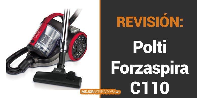 Opiniones Aspiradora Polti Forzaspira C110