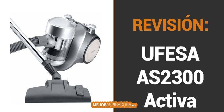 Opiniones UFESA AS2300 Activa