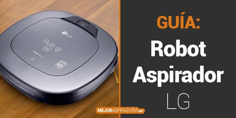 Robots Aspiradores LG