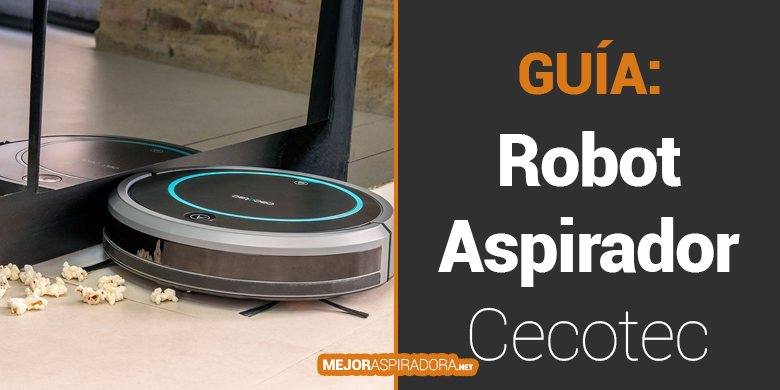 Robots Aspiradores Conga Cecotec