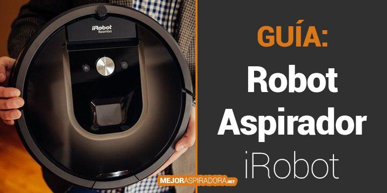 Robots Aspiradores iRobot Roomba