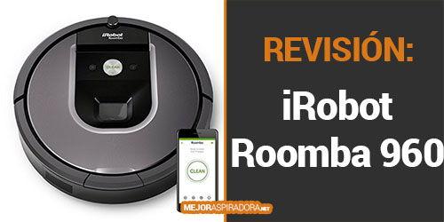 iRobot Roomba 960 Opiniones