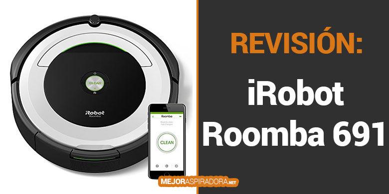 Robot Aspirador iRobot Roomba 691 Opiniones