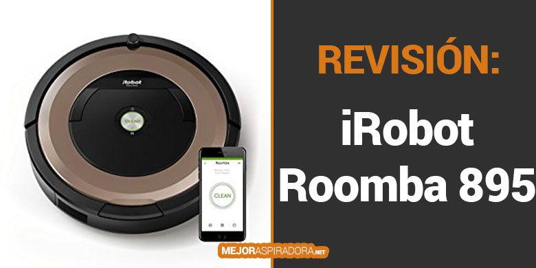 Robot Aspirador iRobot Roomba 895 Opiniones