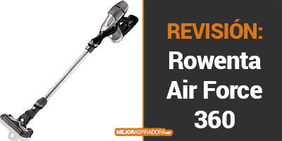 Rowenta Air Force 360 Opiniones