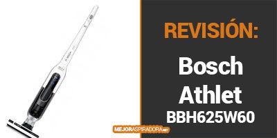 Aspirador Escoba Bosch BBH625W60 Athlet Opiniones
