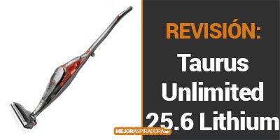 Taurus Unlimited 25.6 Lithium Opiniones