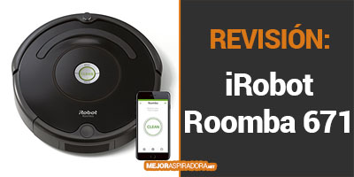 iRobot Roomba 671 Opiniones